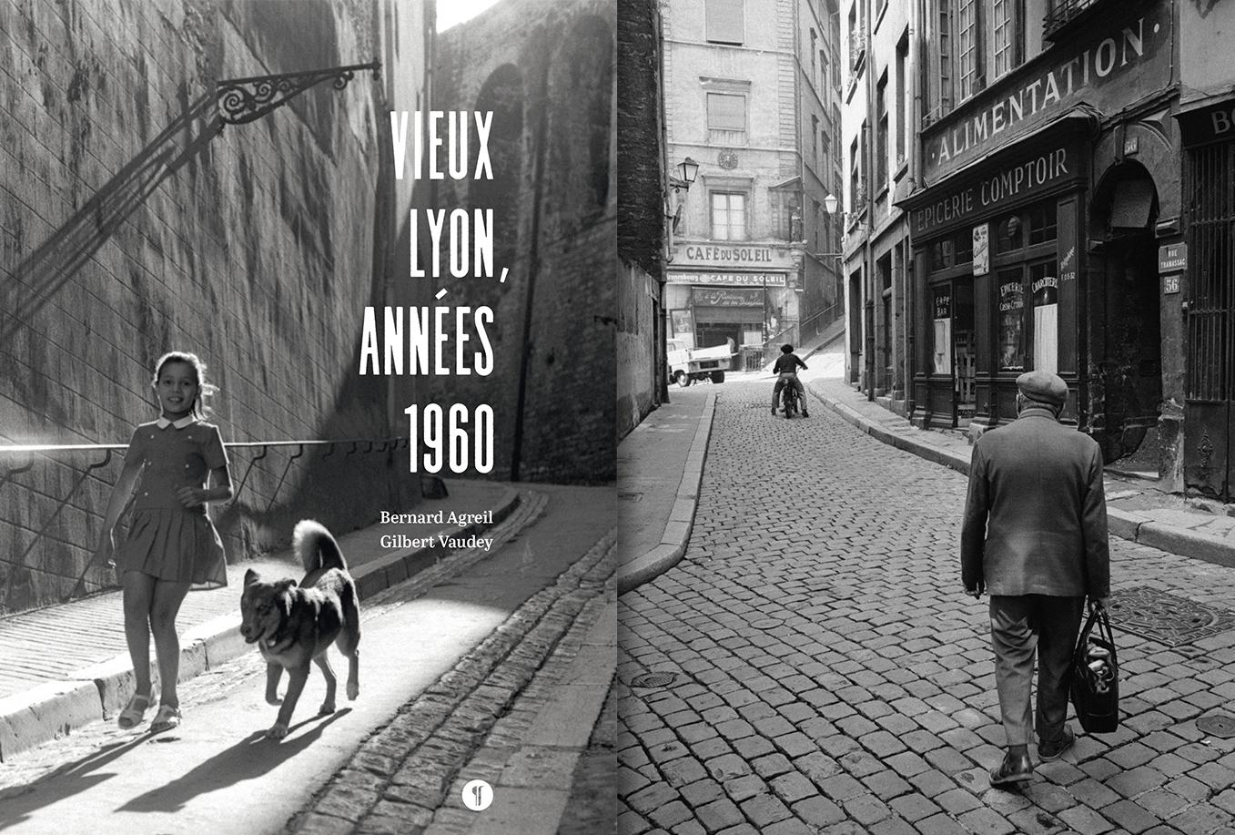 Vieux-Lyon, années 1960   Editions Libel   Maison d édition – Lyon 60523d71d7a2